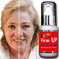 Firm UP Face Cleanser - 55ml - Click Image to Close