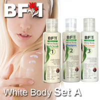 Body Whitening - Set A - (123)