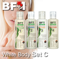 Body Whitening - Set C - (1234)