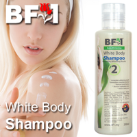 White Body Shampoo - 200ml