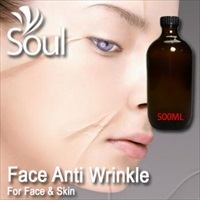 Essential Oil Face Anti Wrinkle - 50ml - Click Image to Close